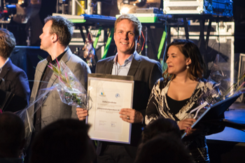 "DP Patterning's CEO Staffan Nordlinder Recognized as an Honoree of the ÅForsk Foundations ""ÅForsk Entreprenuer Scholarship for the Sweden's 10 most innovative entrepreneurs"""